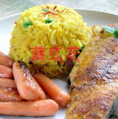 藏红花吃法 藏红花米饭的做法