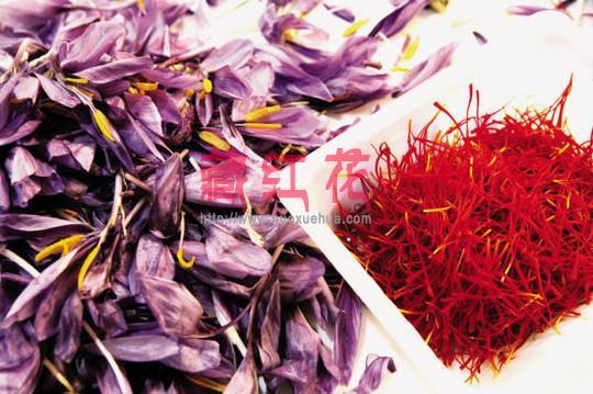 藏红花的功效与吃法